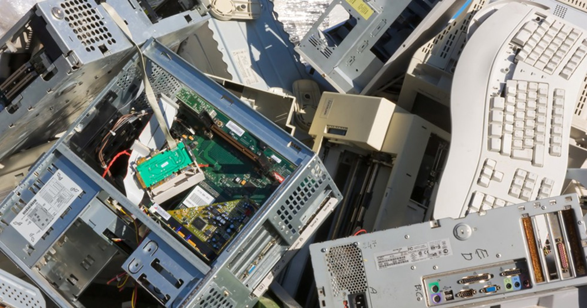 Electronic Waste Disposal and Removal Services