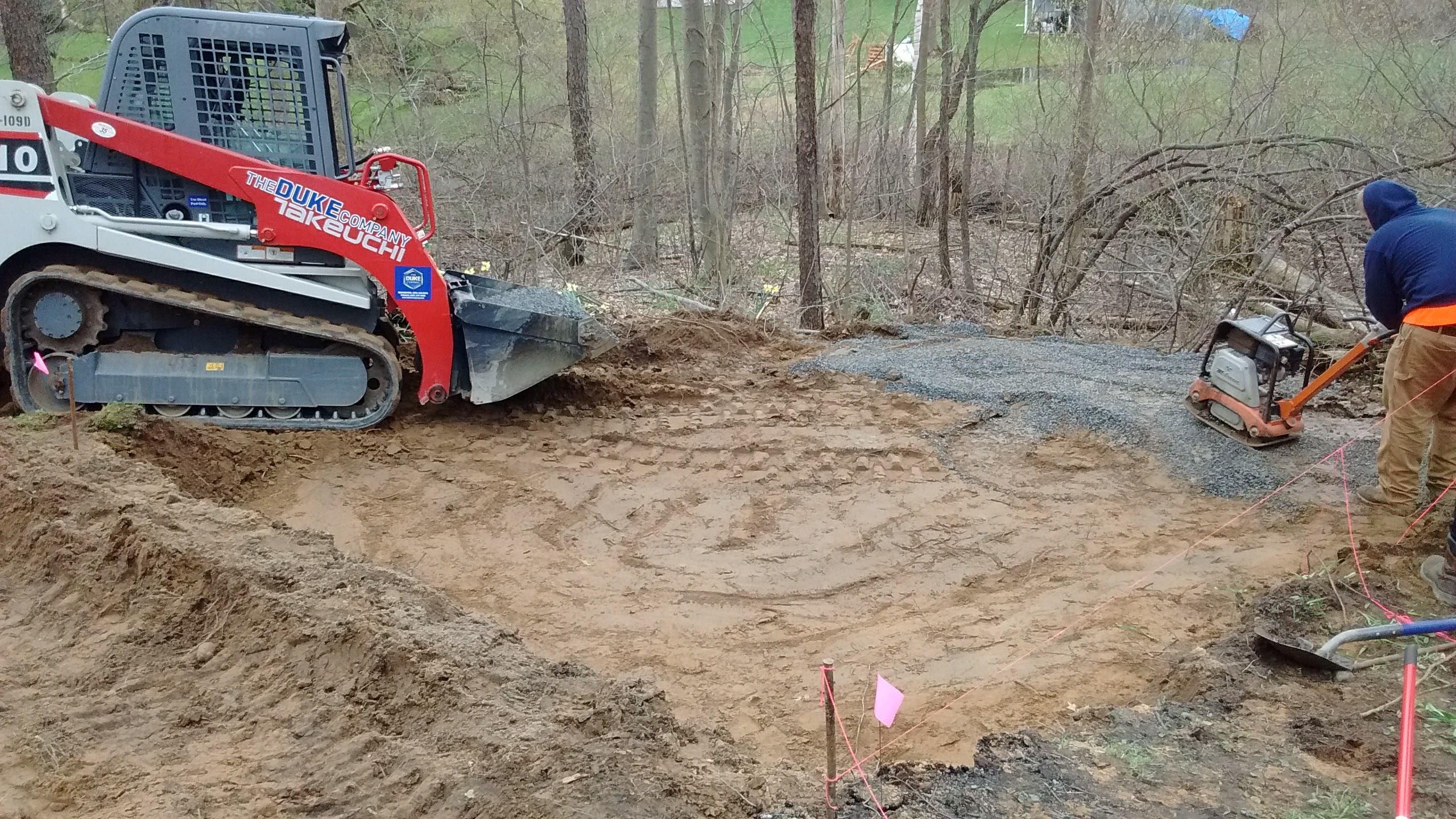 Site Preparation Services Northeast Pennsylvania