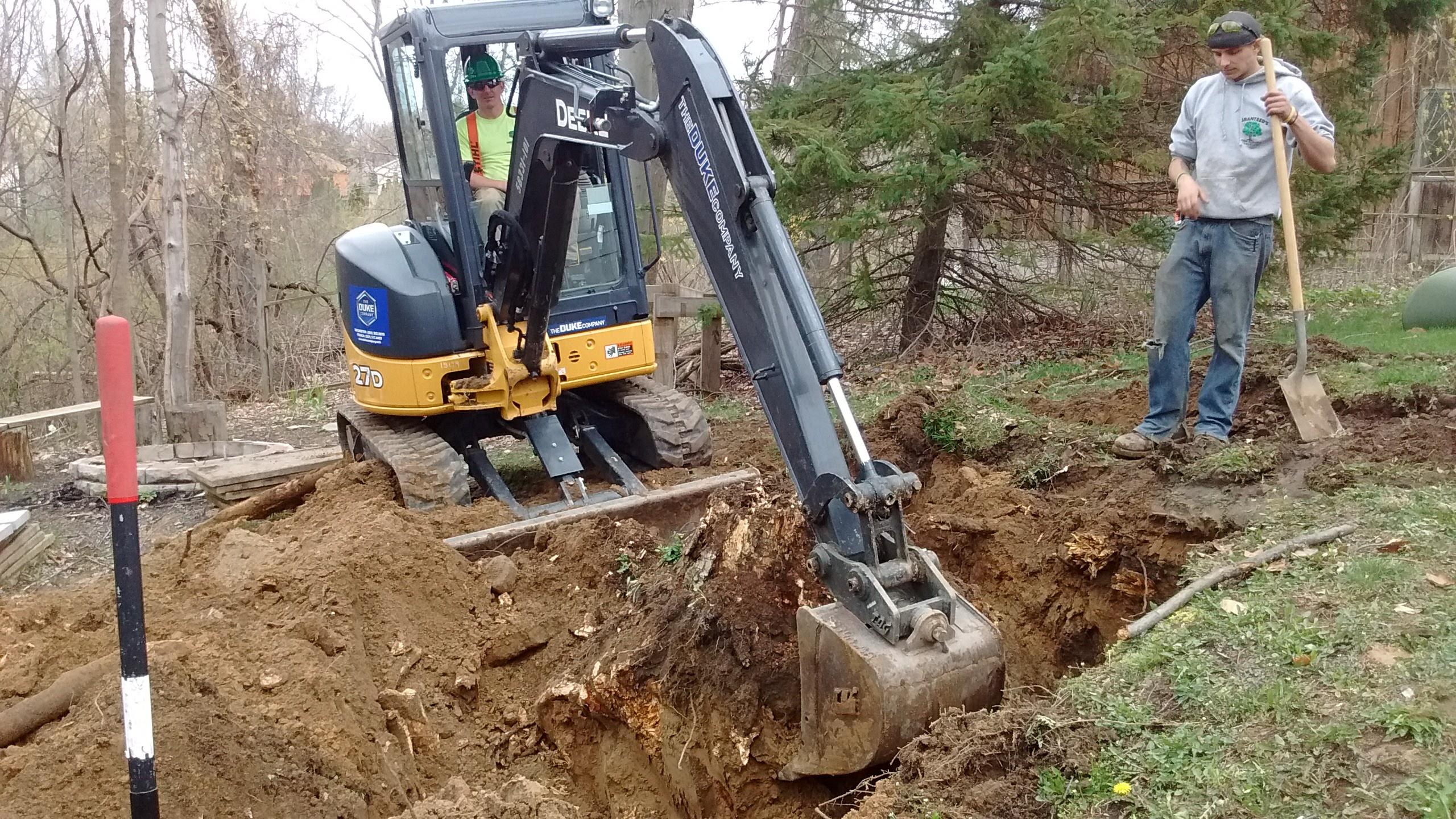 Excavation Services Northeast Pennsylvania