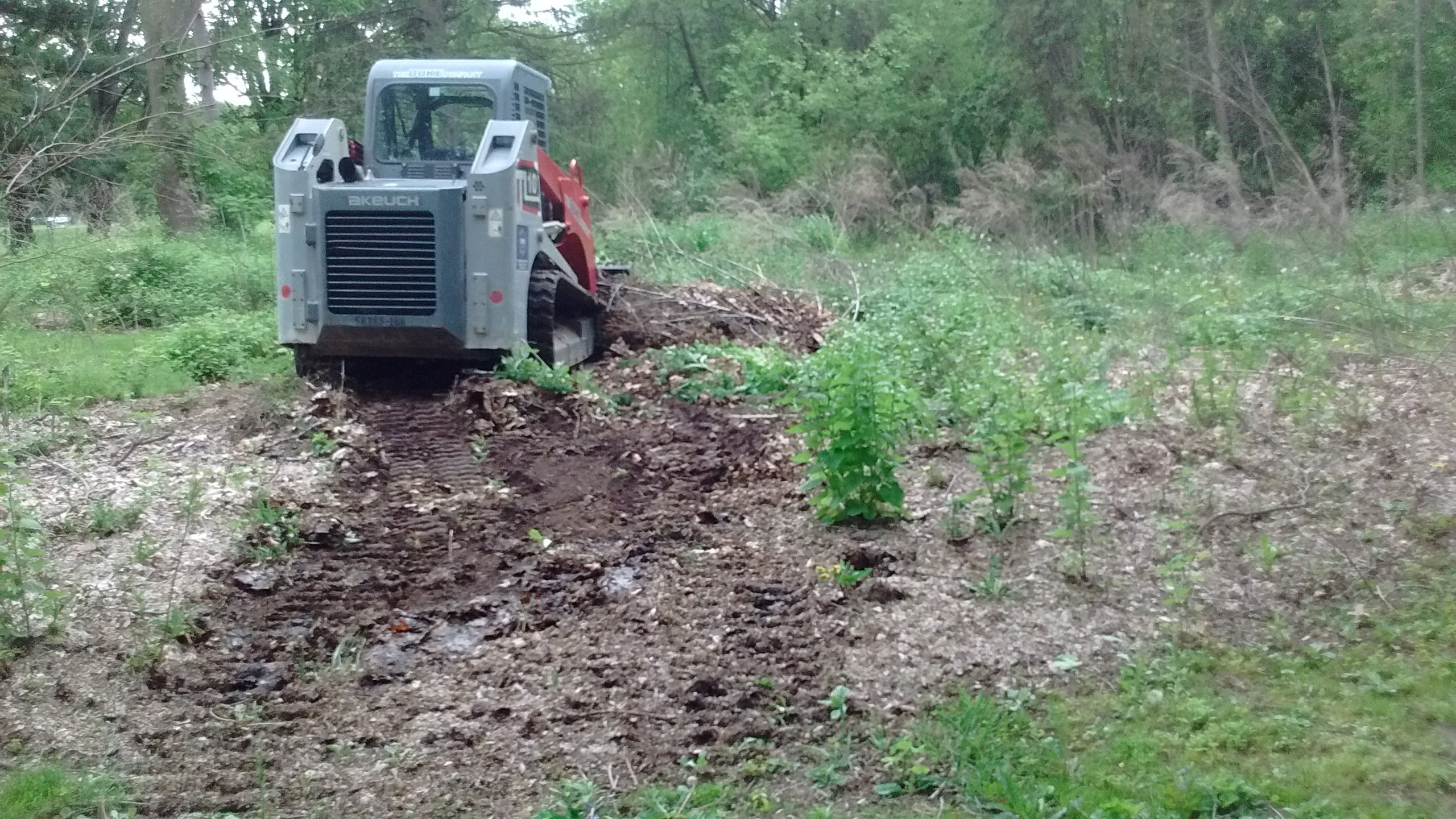 Land Clearing Northeast PA