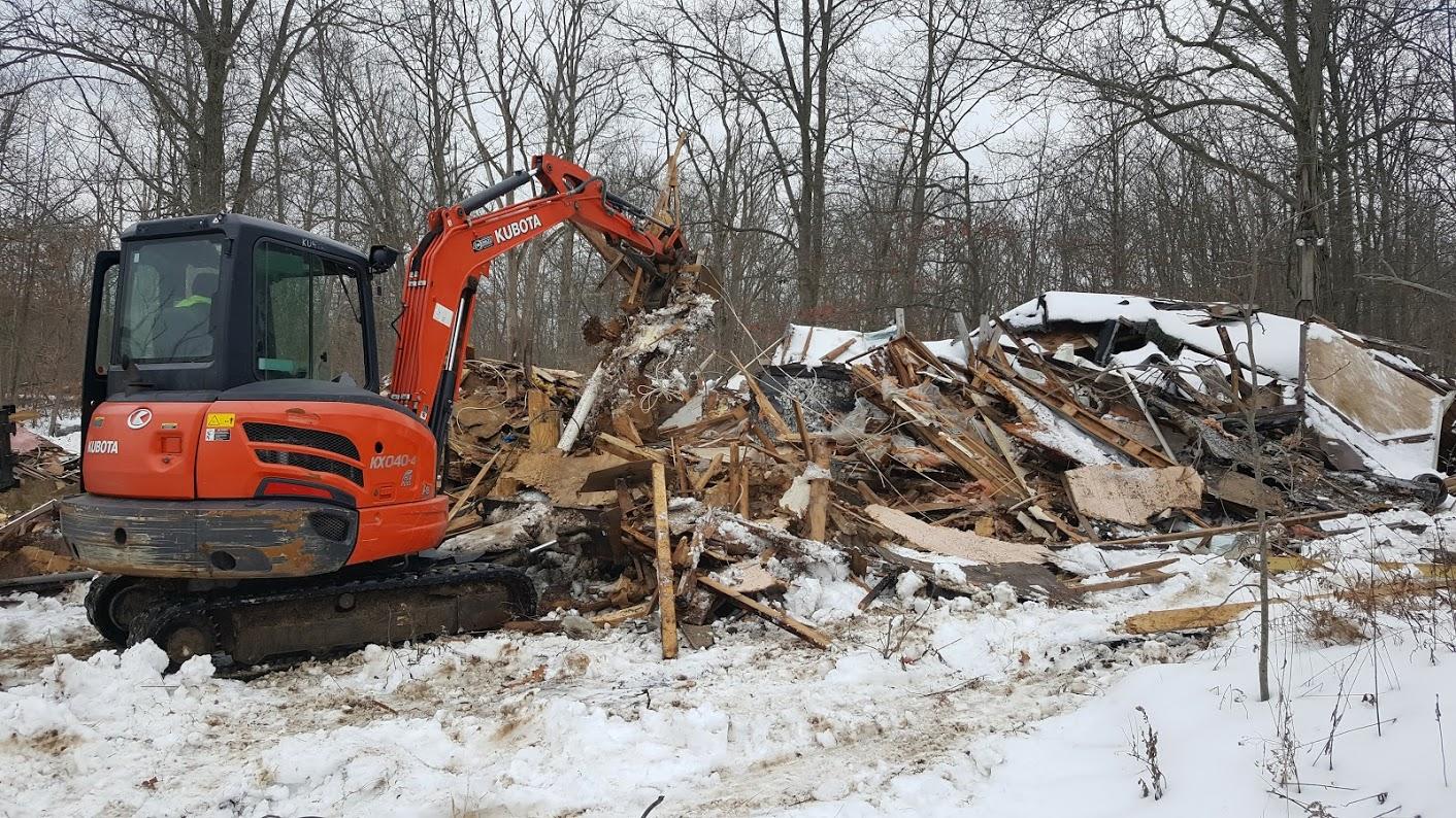 Scranton/Wilkes-Barre Demolition Services