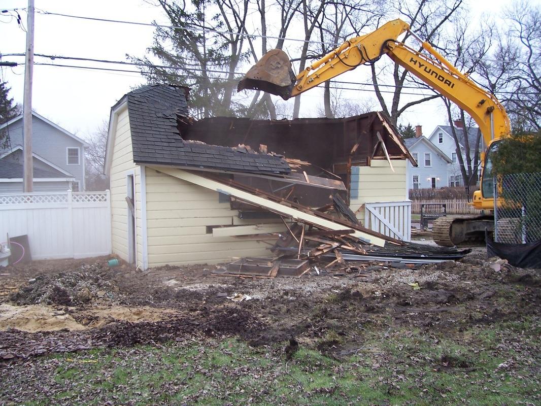 Garage & Shed Demolition Northeast Pennsylvania