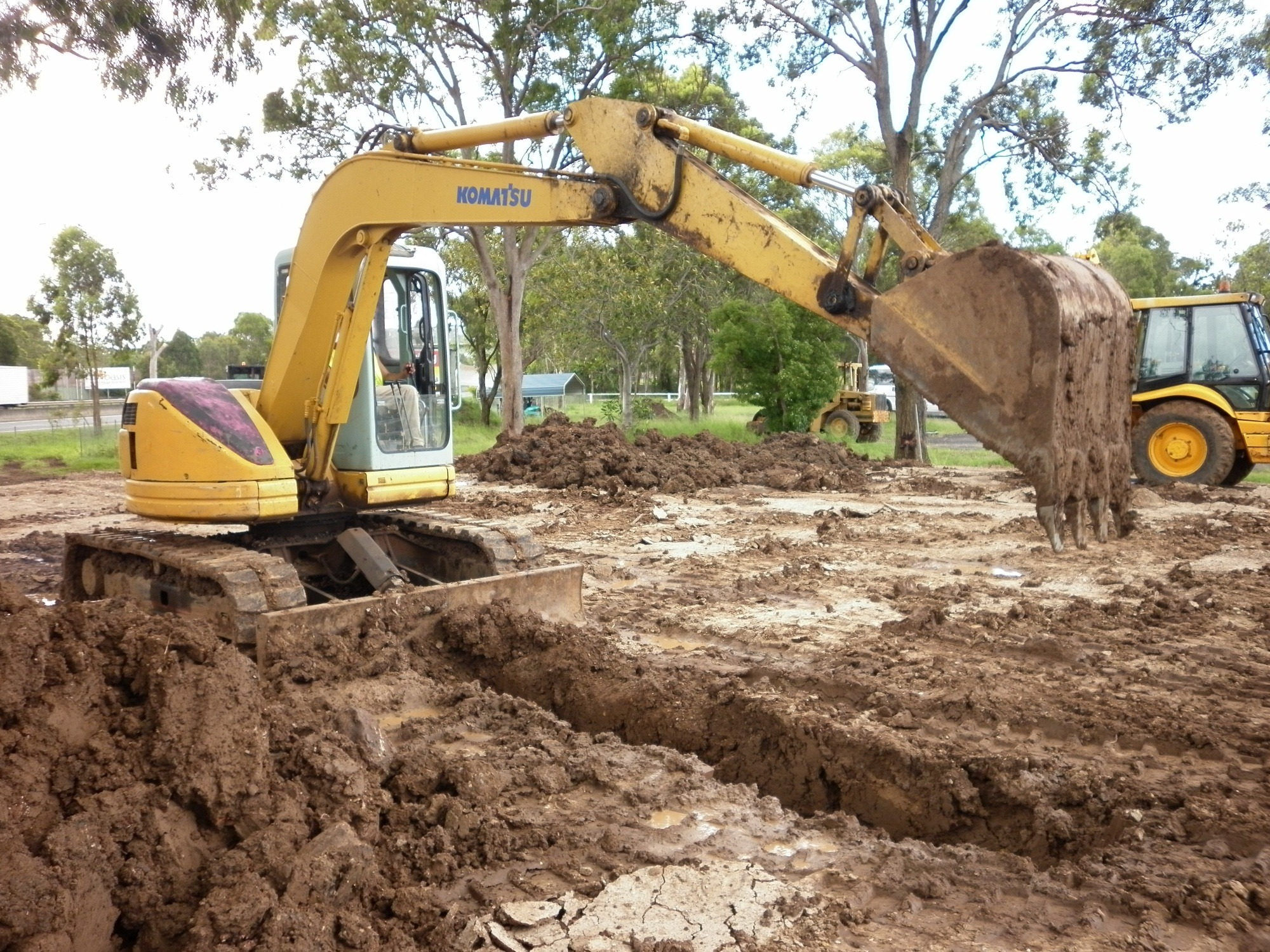Trenching & Utility Services Northeast PA