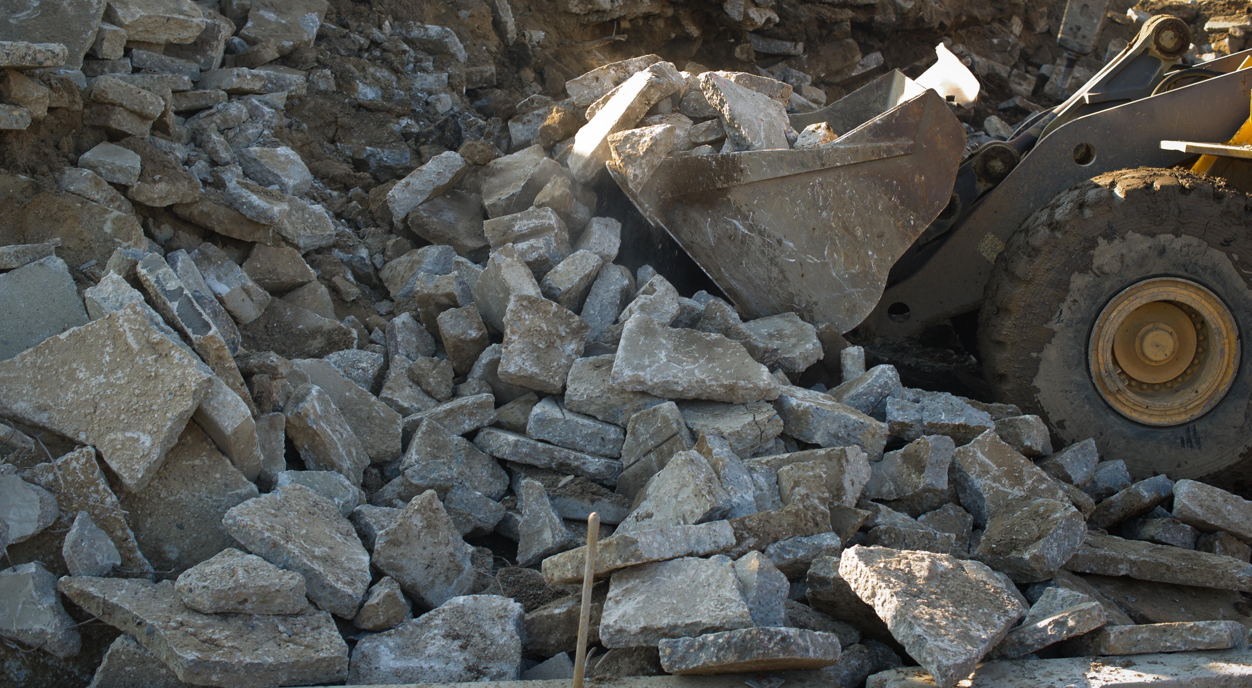 Concrete Recycling Northeast Pennsylvania