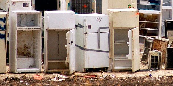 Refrigerator Removal Northeast PA