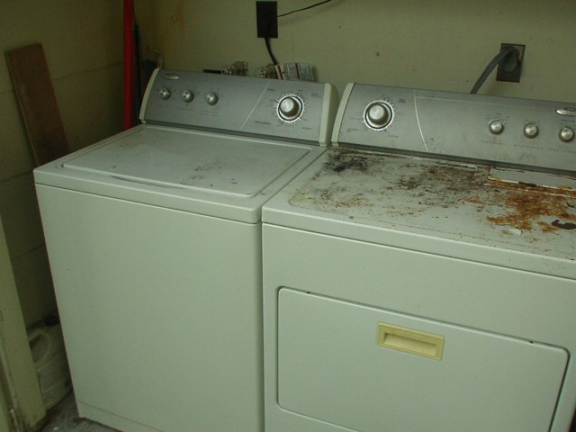 Washer Dryer Removal Northeast Pennsylvania