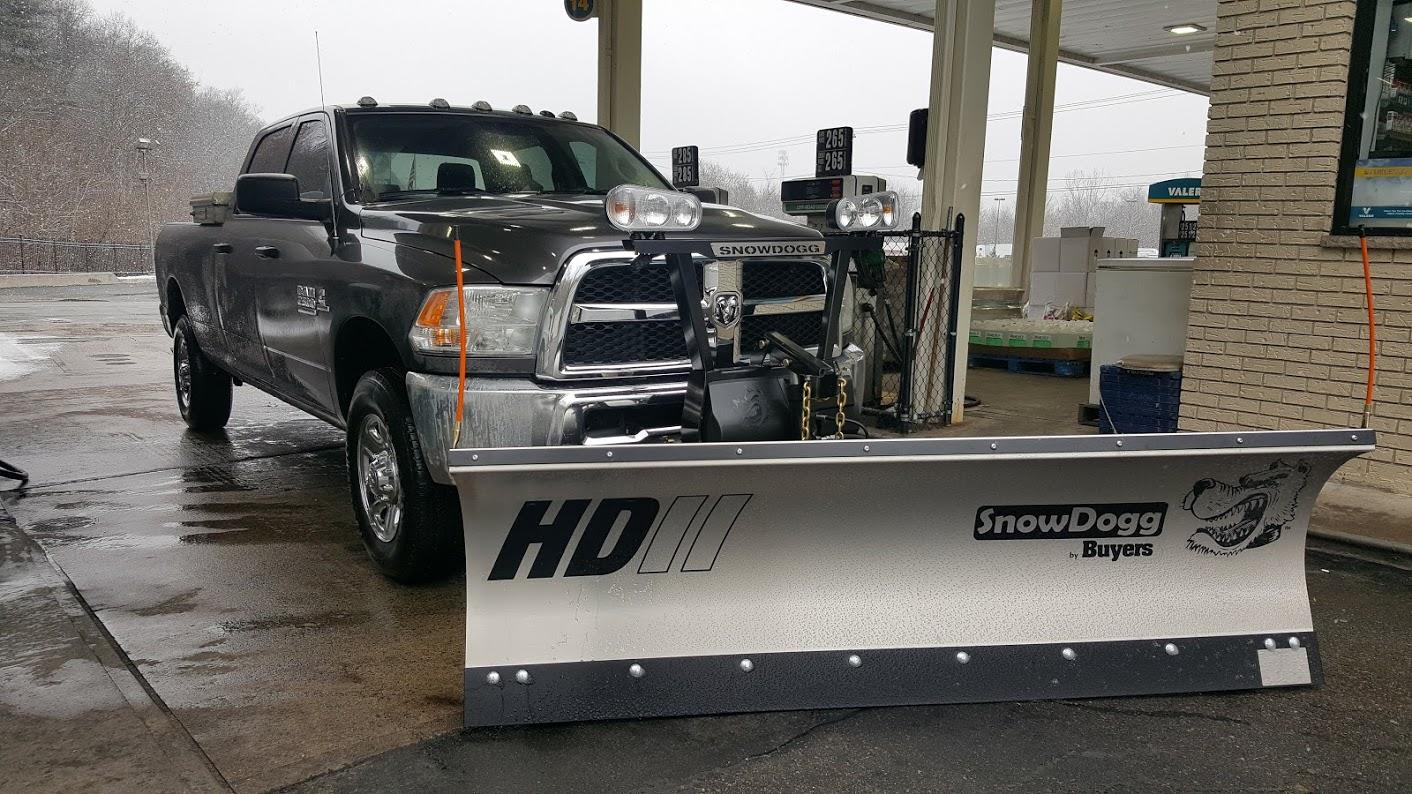 Scranton/Wilkes-Barre Commercial Snow Plowing Services
