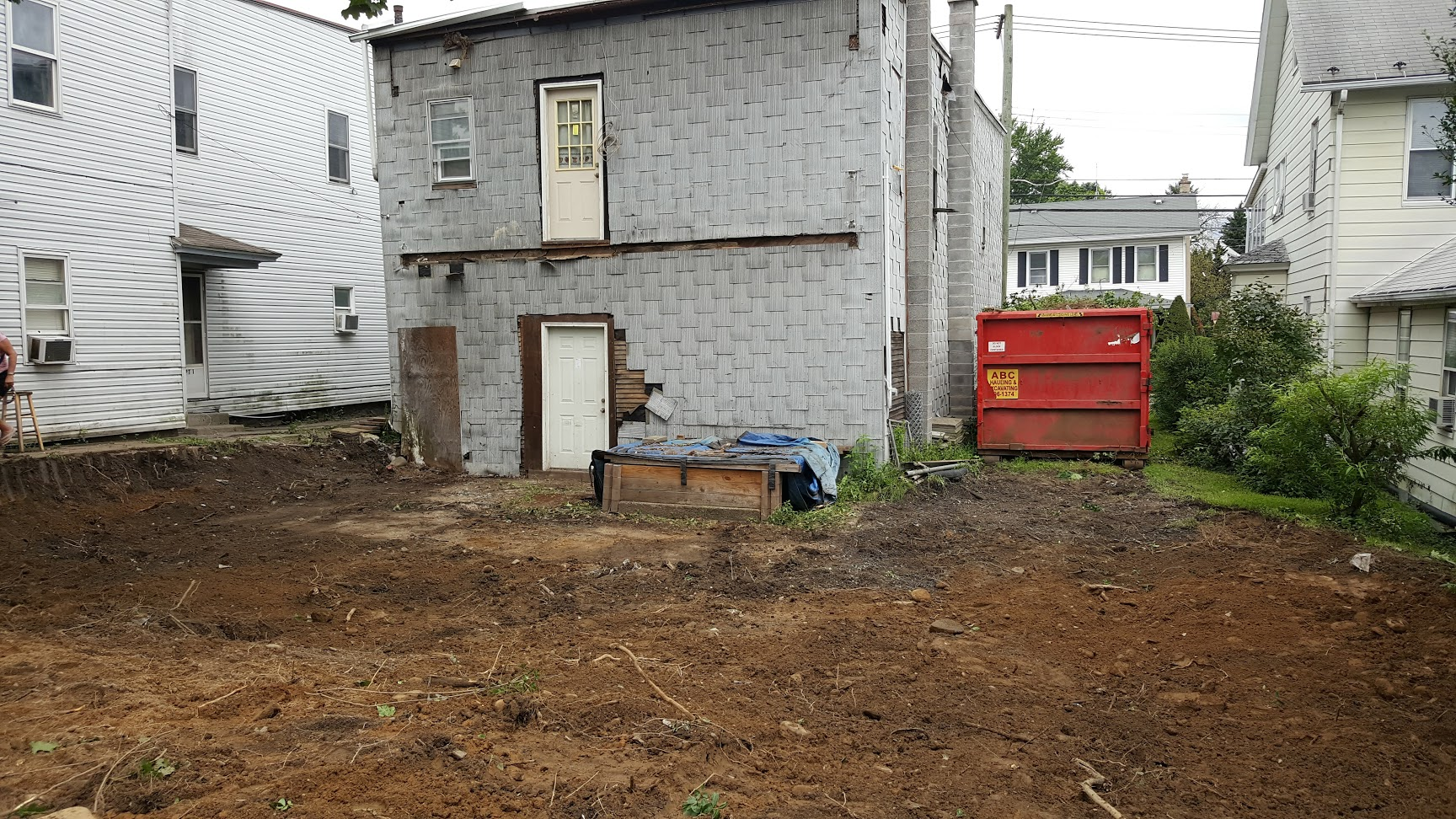 Demolition NEPA