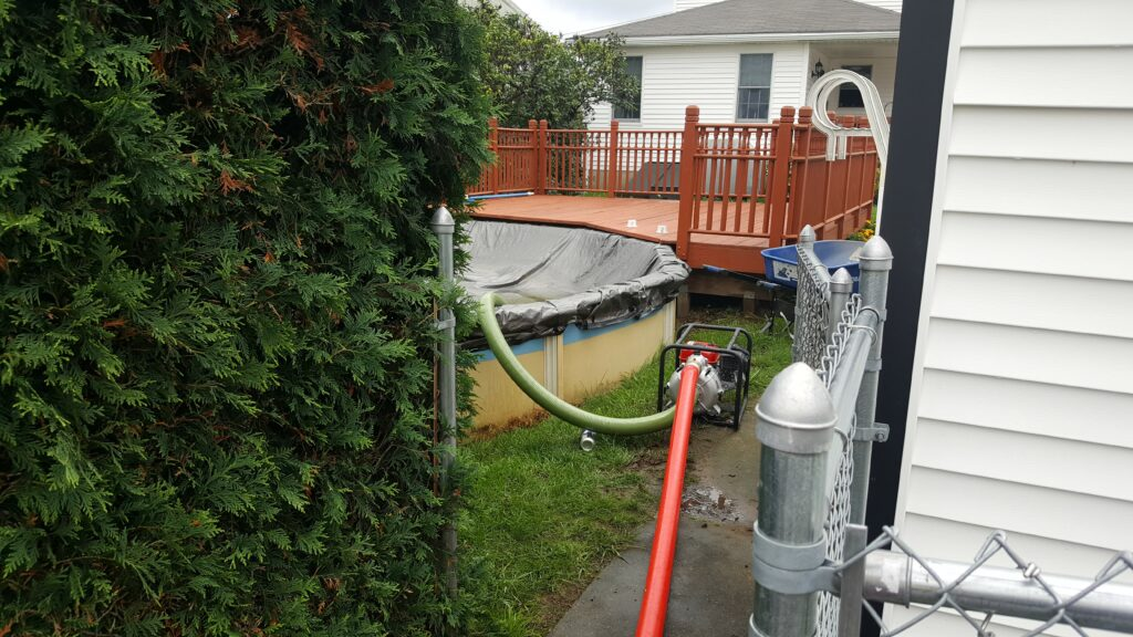 Pool Removal Wilkes-Barre PA