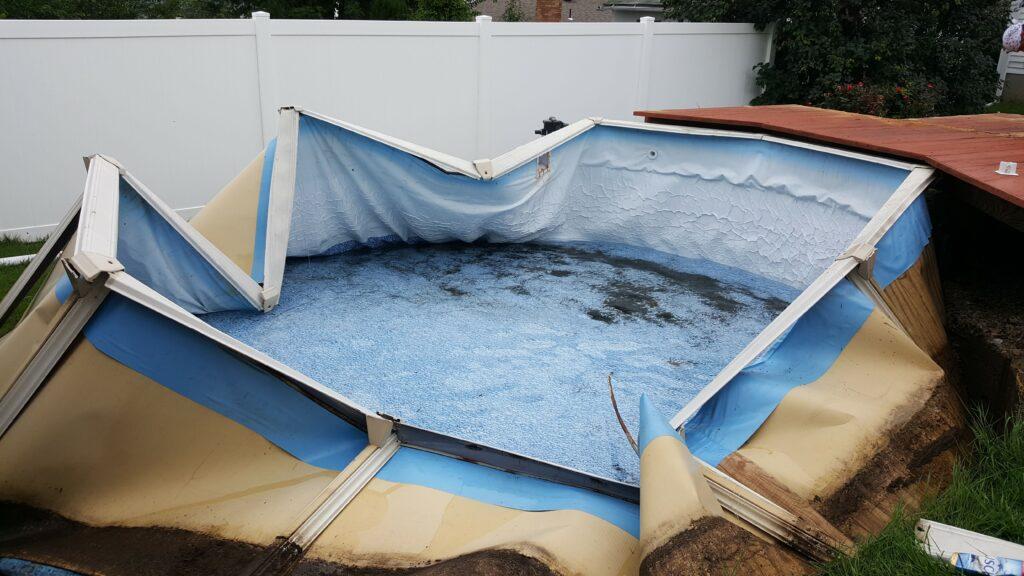Pool Removal Scranton PA