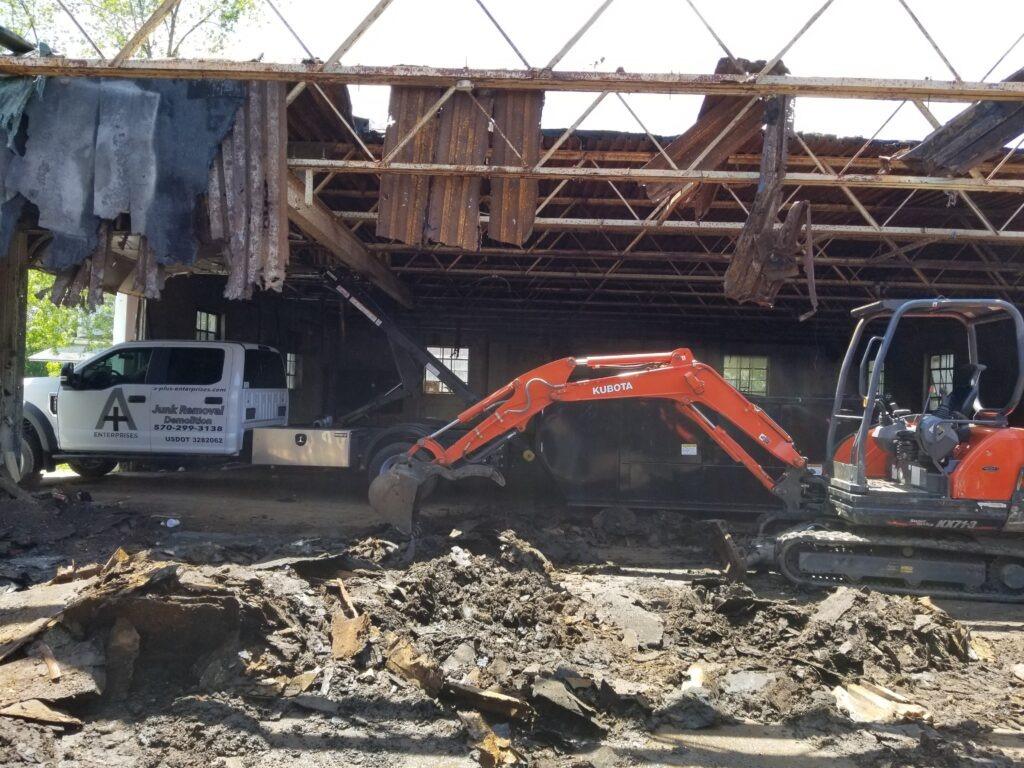 Demolition Company Near Me