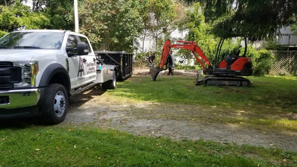 Demolition Company Wilkes-Barre, PA