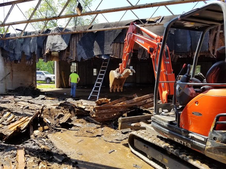 NEPA Roof Demolition Company