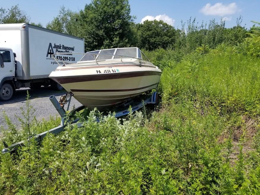 boat removal company