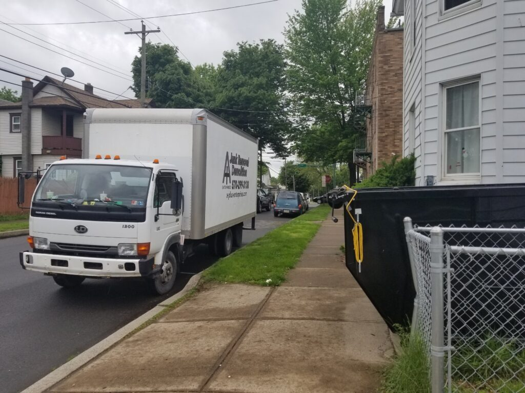 Junk Removal Services in Wilkes-Barre