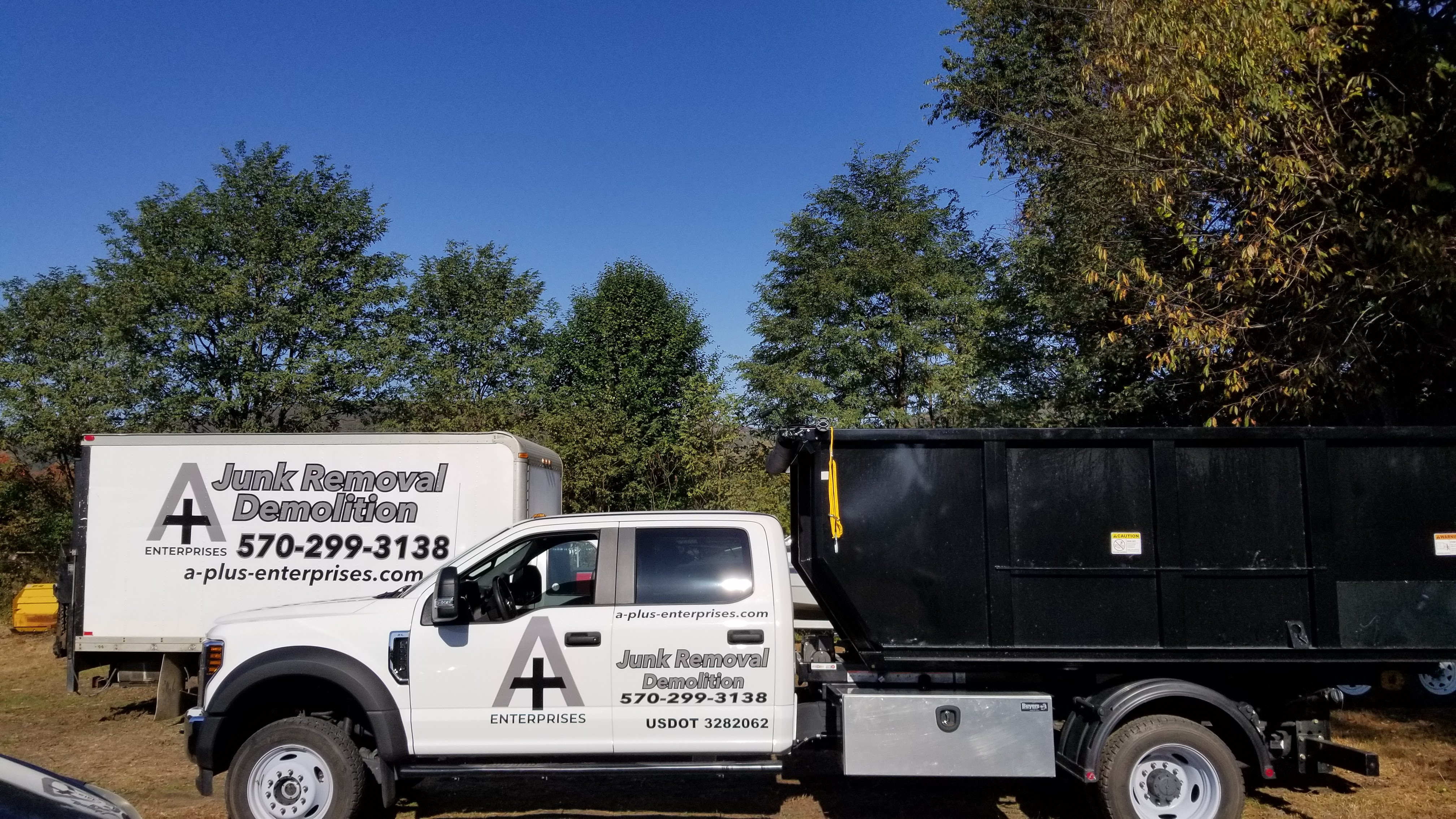 Junk Removal & Demolition Services NEPA