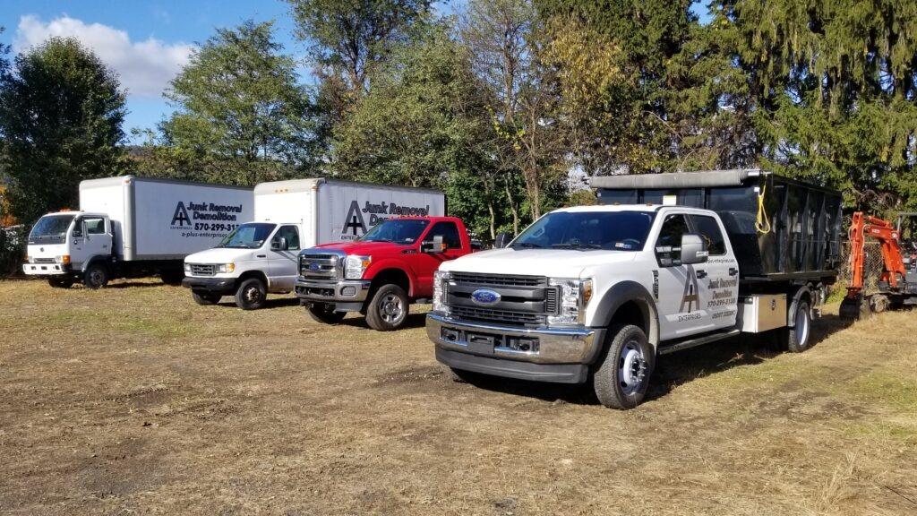 Junk Removal & Demolition Scranton/Wilkes-Barre