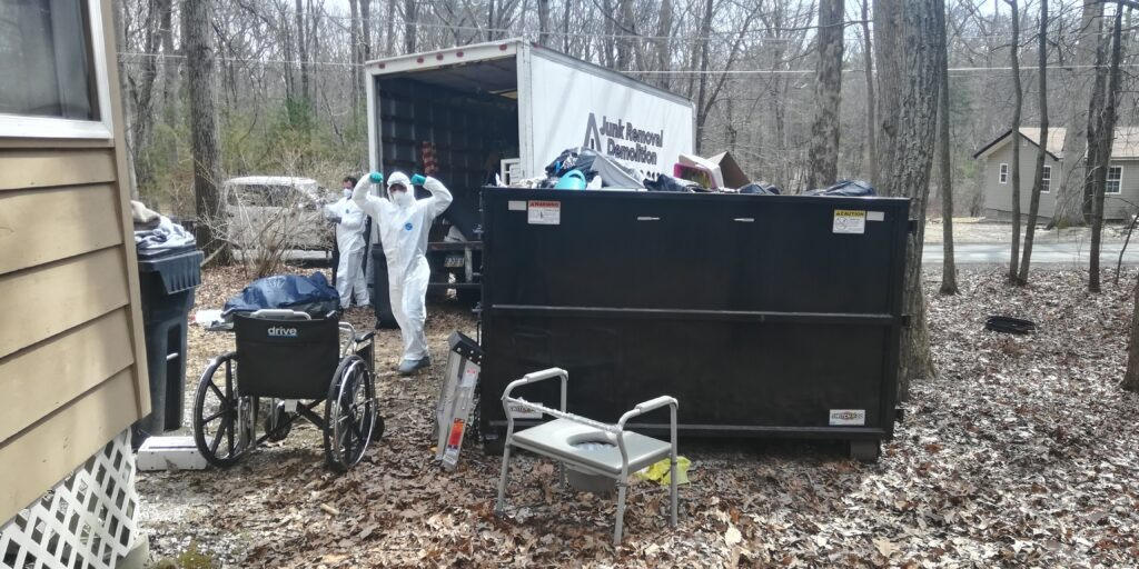 Hoarding Cleanout Company Scranton, PA
