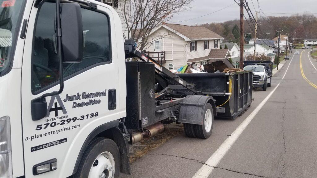 Junk Removal Service Scranton, PA