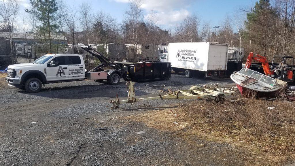 Scrap Metal Removal Scranton, PA