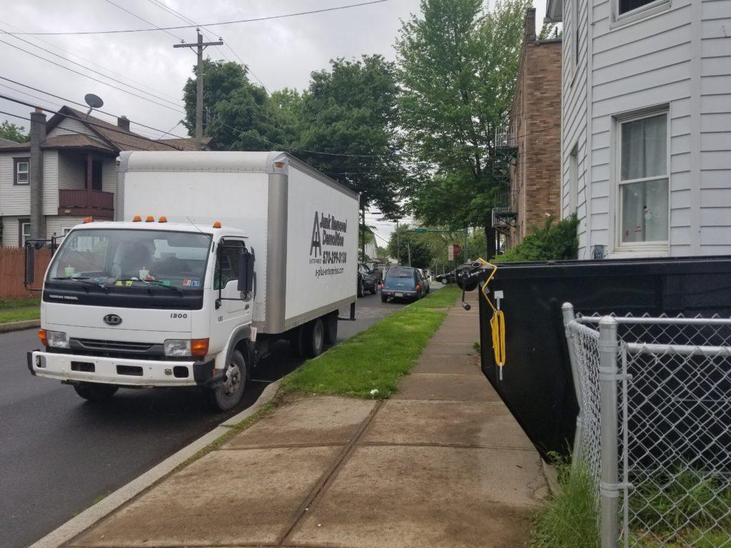Furniture Pickup Company Wilkes-Barre, PA