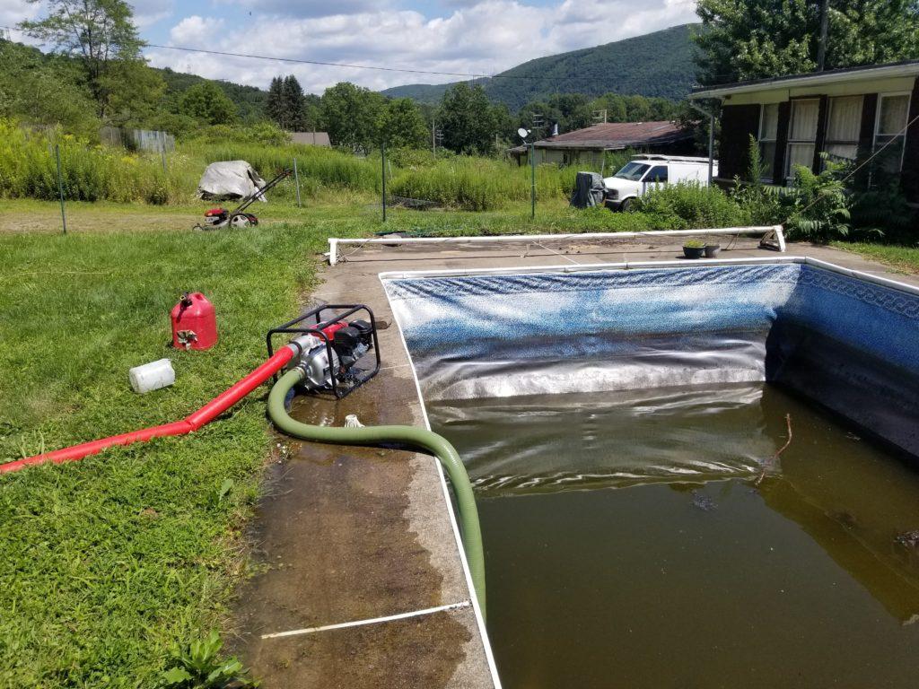 Pool Demolition Contractor Near Me Scranton, PA