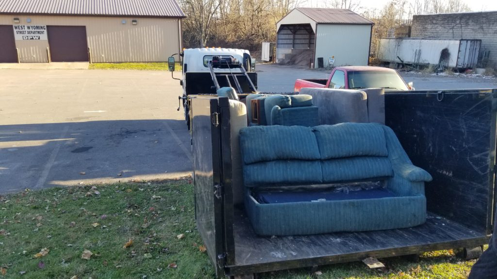 free furniture pick up Scranton, PA Wilkes-Barre, PA