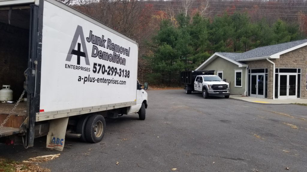 Office & Warehouse Cleanout Service Scranton/Wilkes-Barre, PA
