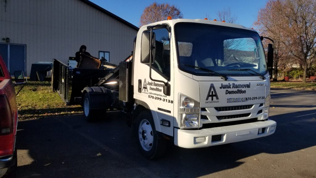 Junk removal company in Bloomsburg, PA