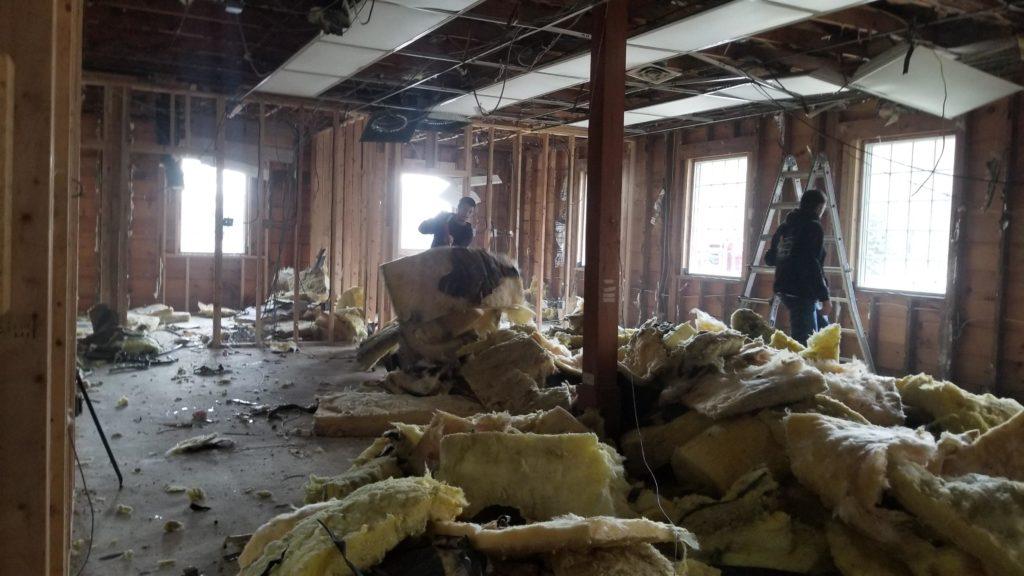 commercial space demolition services scranton, pennsylvania