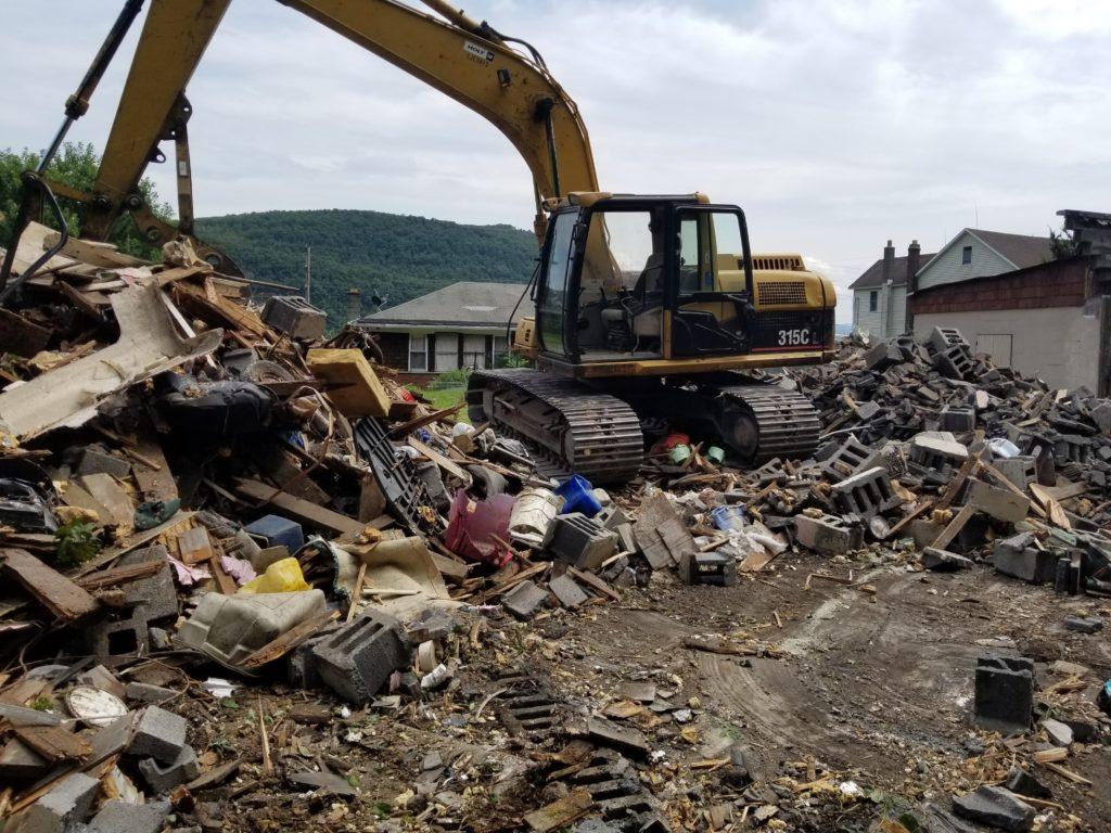 Demolition Contractors in Scranton, PA
