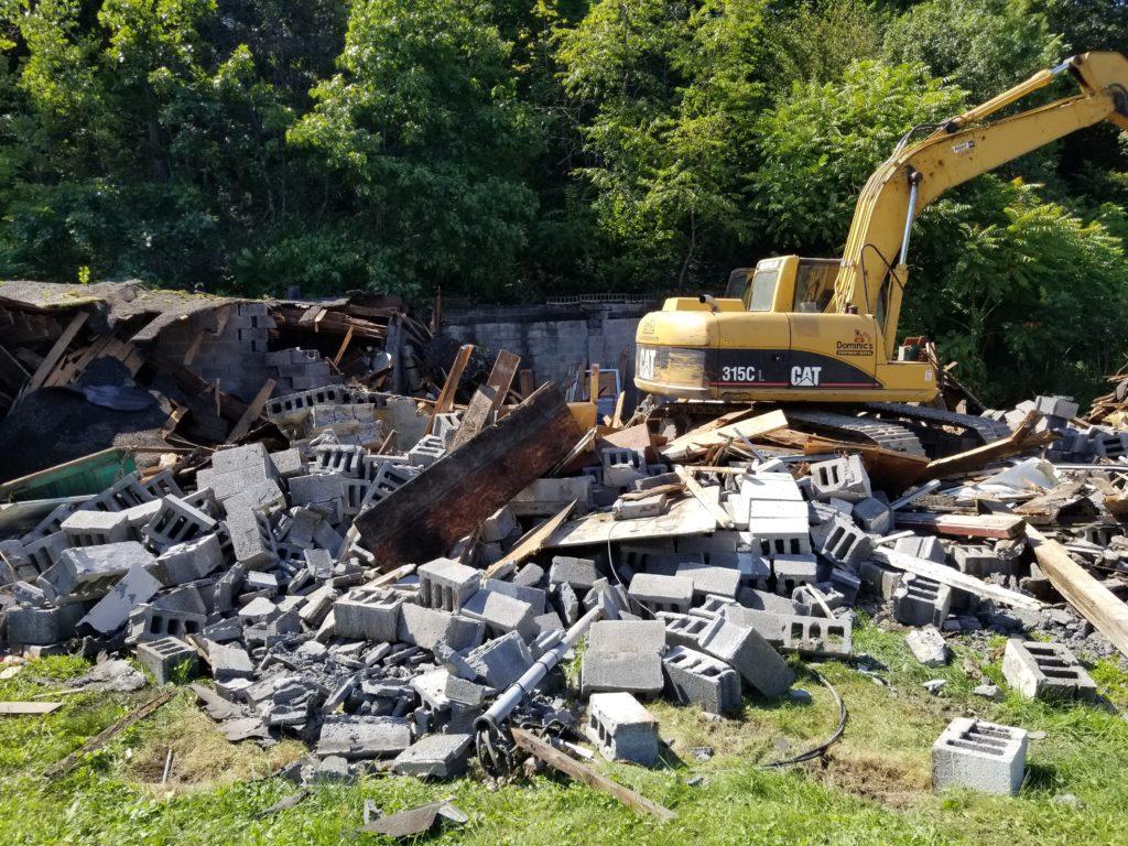 Garage Demolition Contractor Scranton, PA Wilkes-Barre, PA