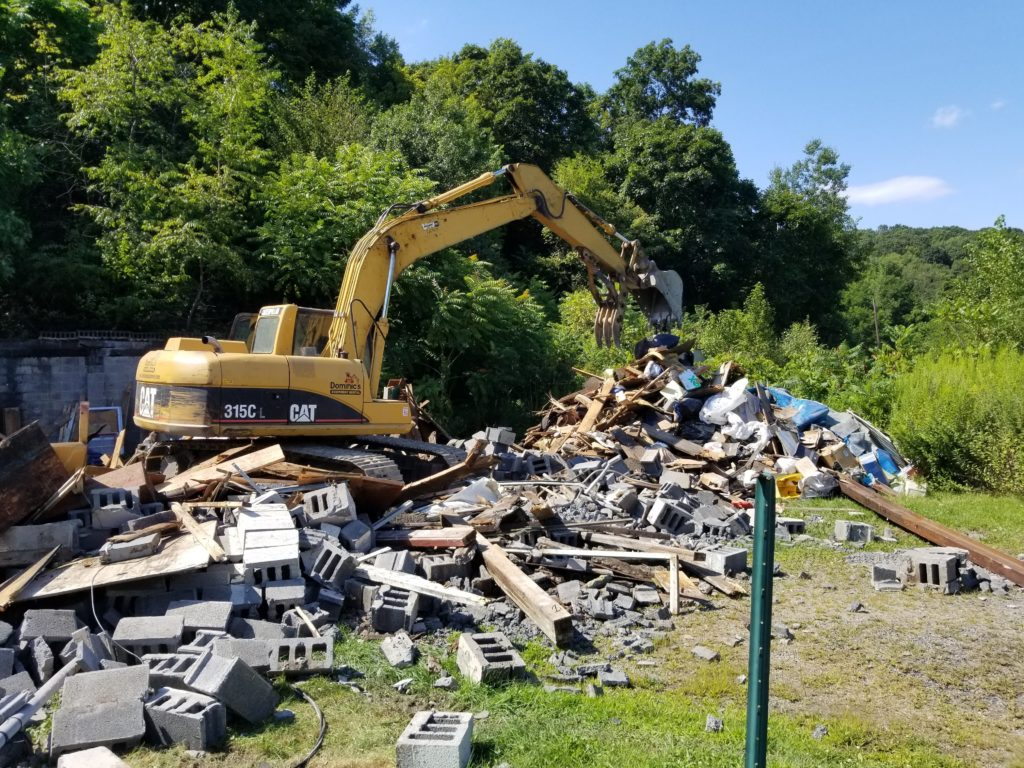 Demolition company scranton, pa wilkes-barre, pa