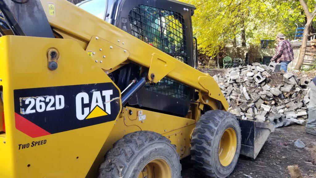 garage removal and demolition company near scranton, pa