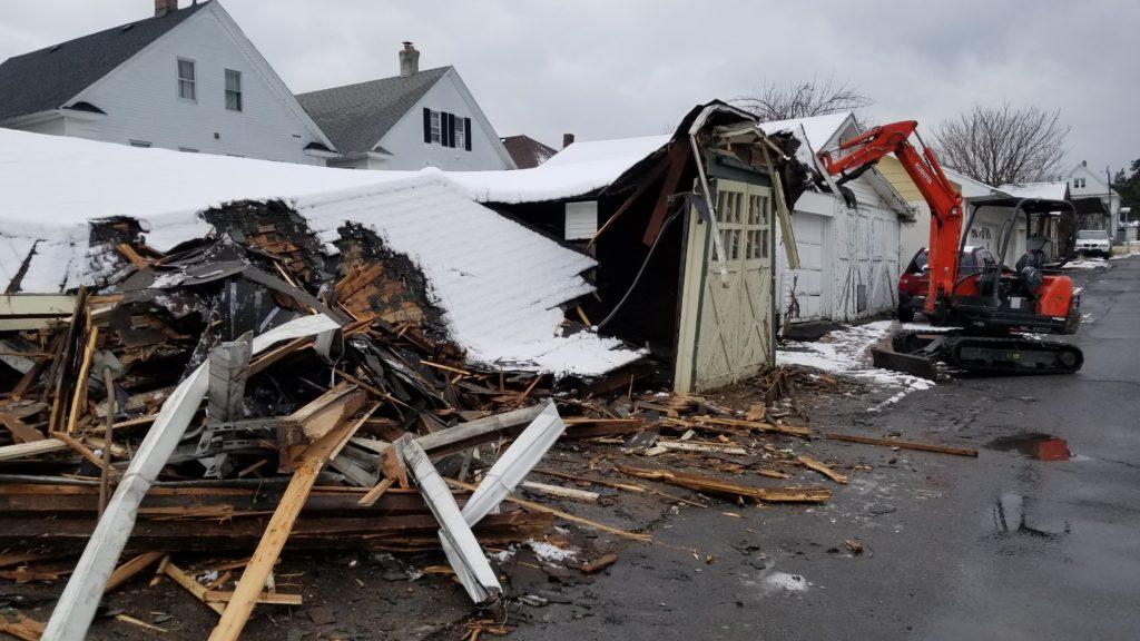 garage demolition company scranton, pa wilkes-barre, pa