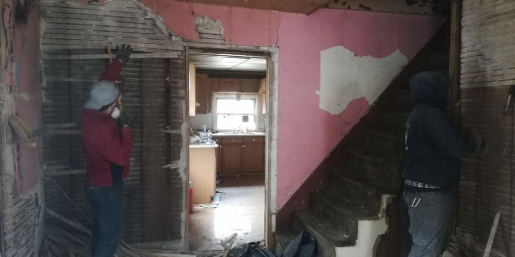 interior demolition services scranton pa wilkes-barre pa