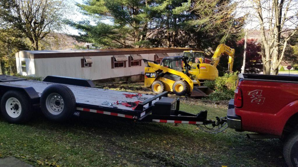 Mobile Home Demolition & Removal Service Scranton, PA Wilkes-Barre, PA