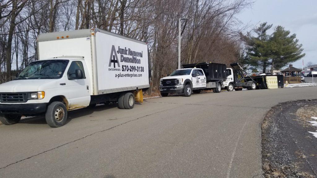 Junk Removal Company in Scranton, Pennsylvania