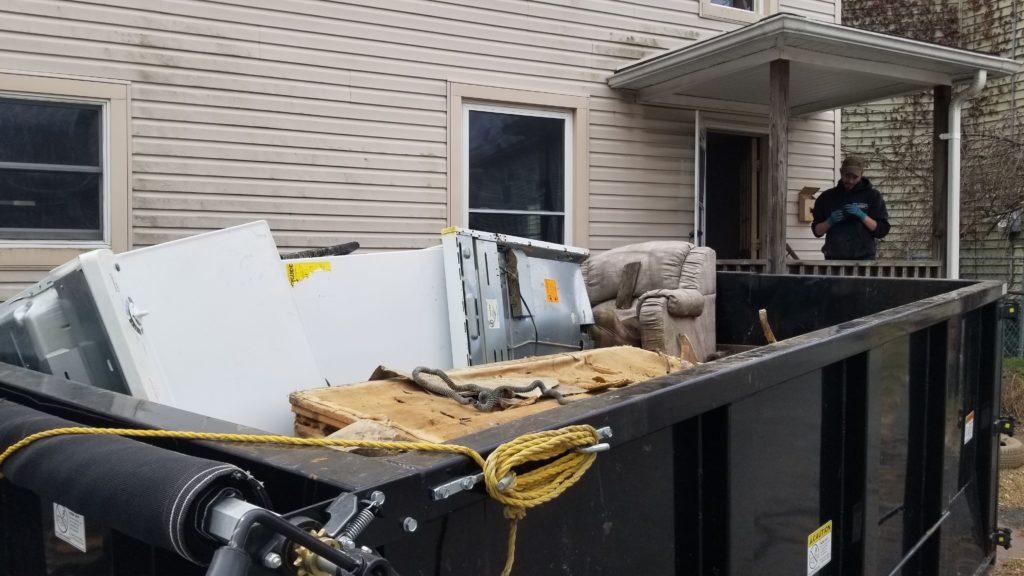 Bulk Garbage Pickup Service Wilkes-Barre, PA