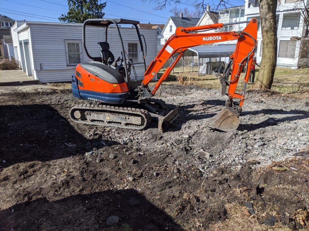 Companies that Demolish Concrete Scranton, PA