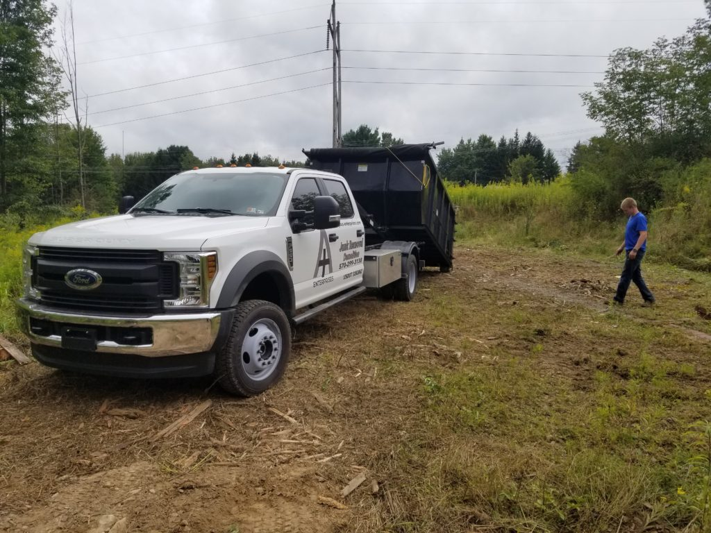 Junk removal service in Dickson City, PA
