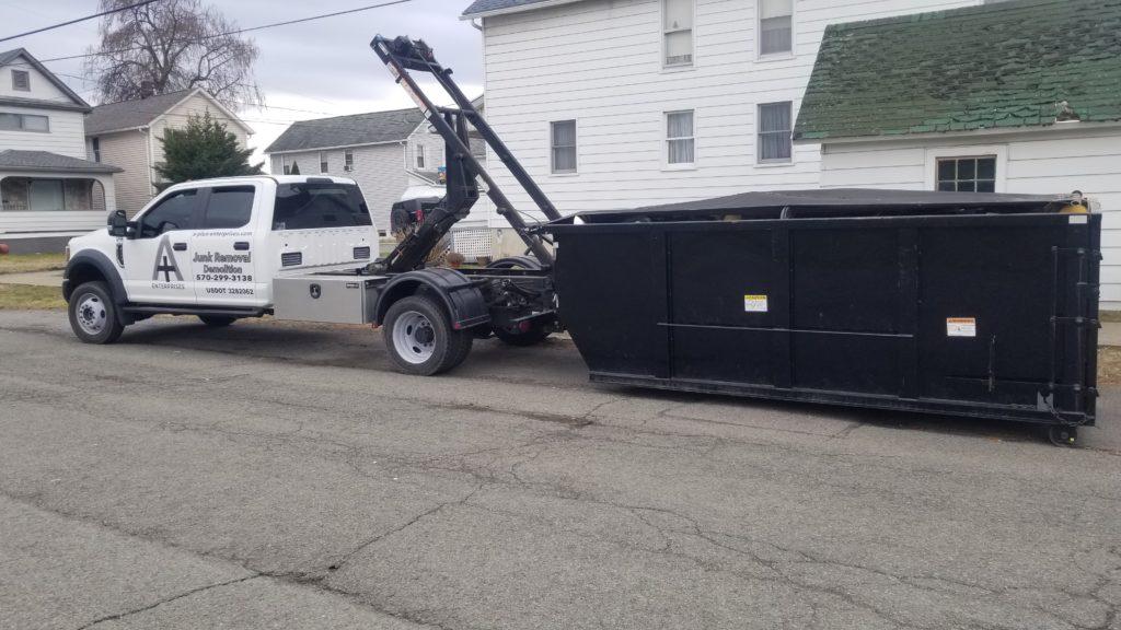 Scranton Dumpster Rental Company