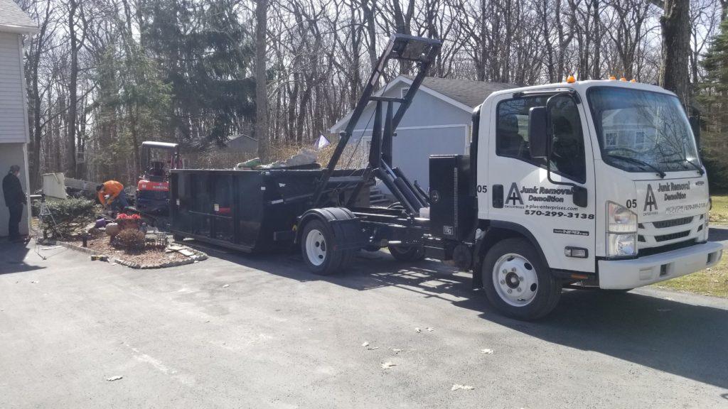 Junk Removal Service in Duryea, Pennsylvania