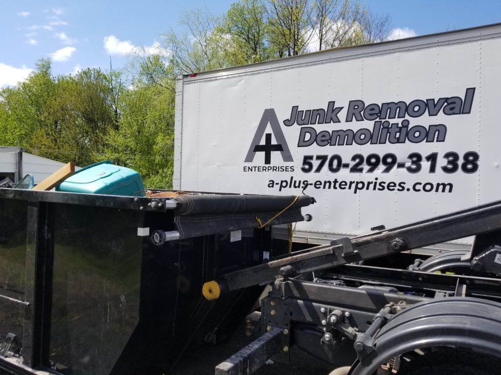 Junk Removal Services Throop, PA