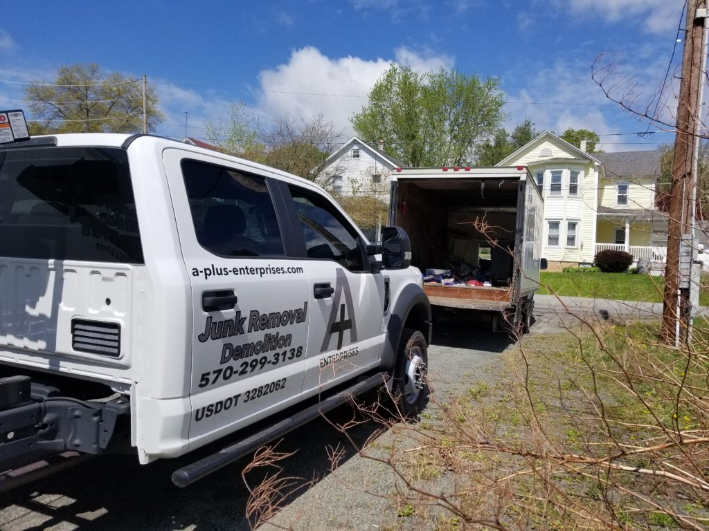 Junk Removal Service Moosic, PA