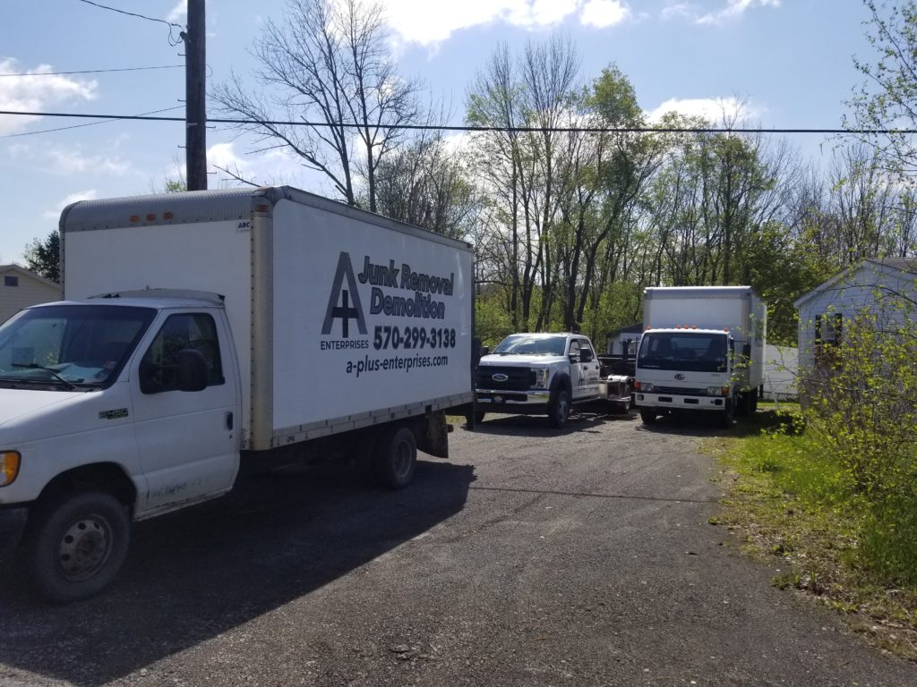 Junk Removal Services Pittston, PA