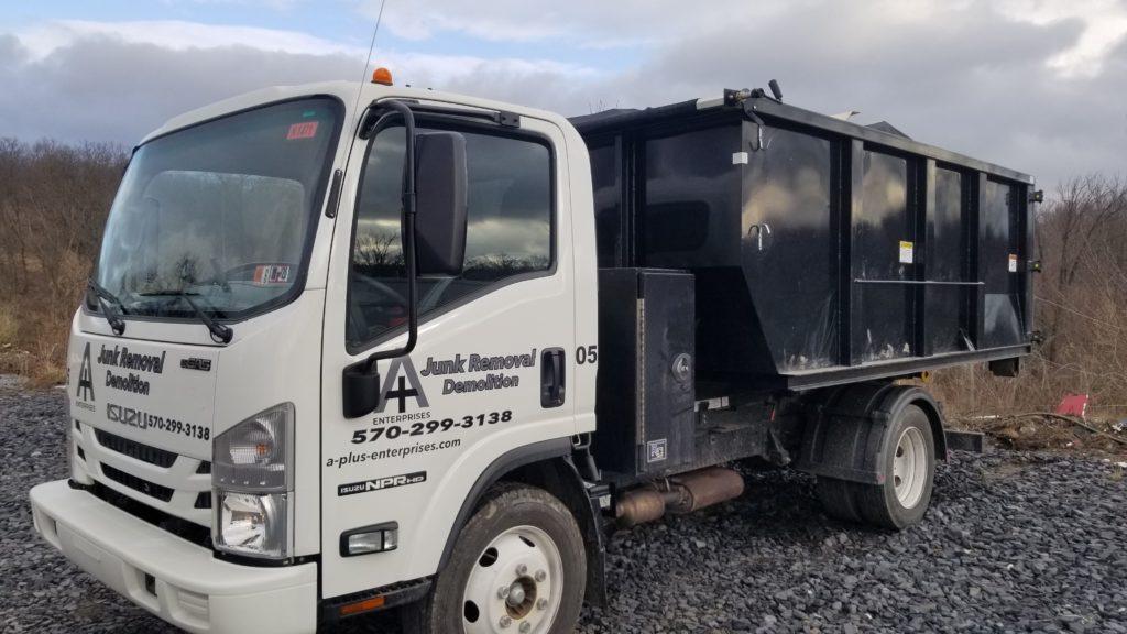 Trash Haulers in Scranton, Pennsylvania