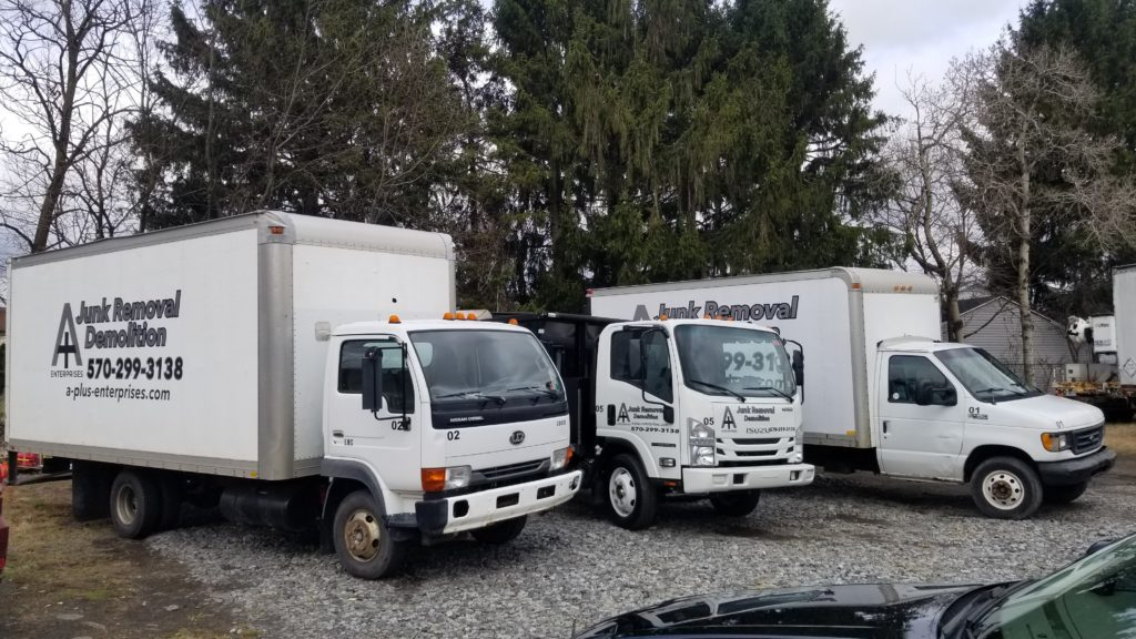 Foreclosure & Eviction Cleanout Service Scranton, PA Wilkes-Barre, PA