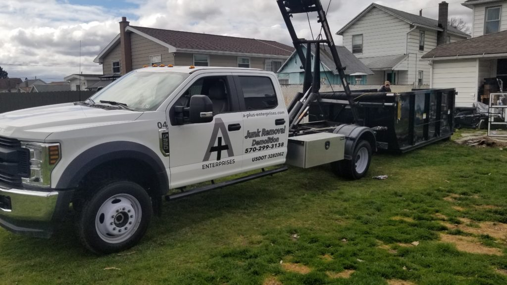 Garbage Collection Service West Pittston, PA