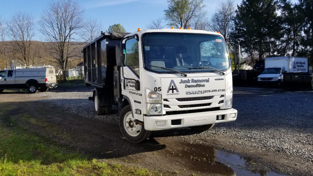 Wyoming, PA Junk Hauling and Removal Services